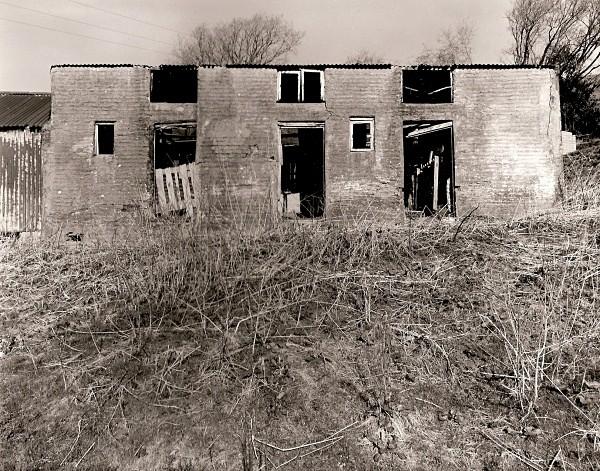Outbuilding at Lluest Newydd