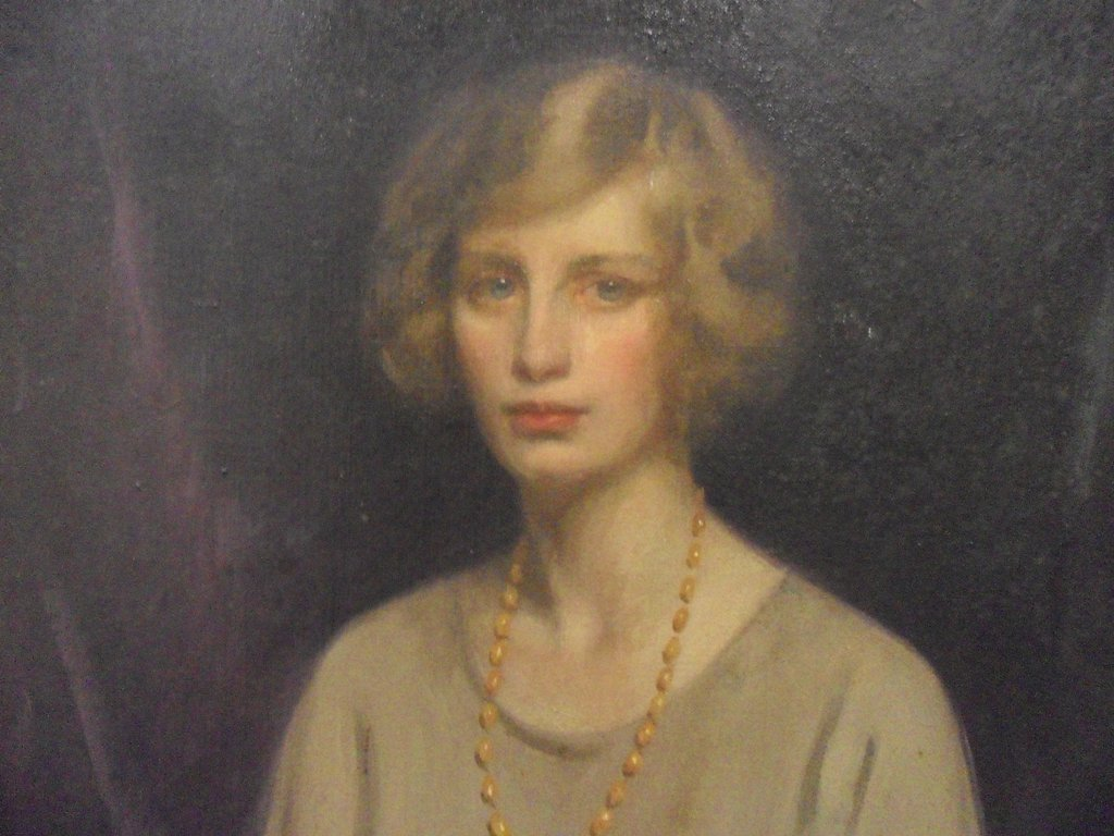 The critical gaze of the young Elizabeth Inglis Jones