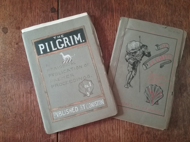 'The Pilgrim' a family journal produced by the Palmer family in 1901-1907